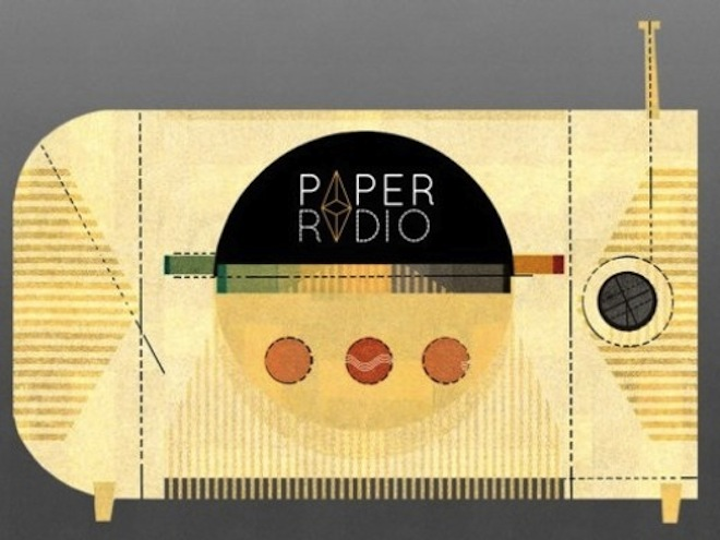 #1206 Paper Radio Presents