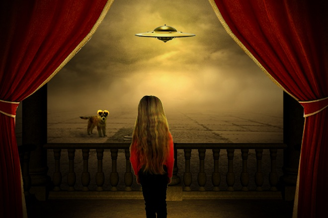 #1305 Science Fiction Theatre