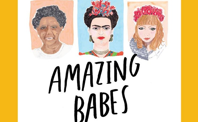 #1418 Amazing Babes – Live at EWF