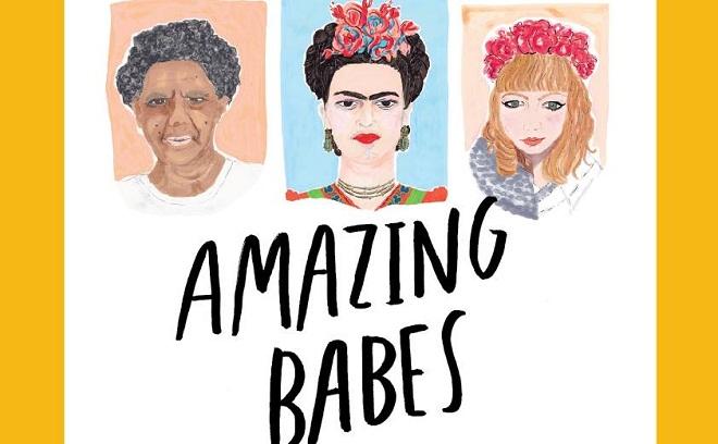 #1418 Amazing Babes – Live at EWF