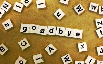 #454 Goodbye/Hello